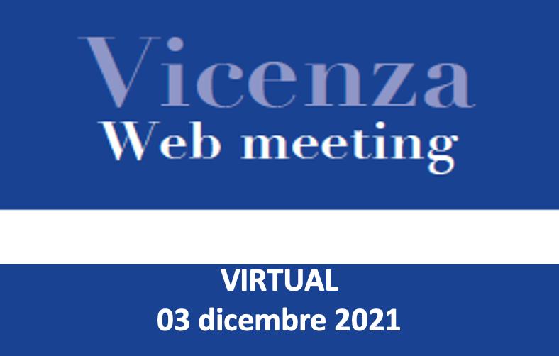 Vicenza Web meeting – UPDATE sul carcinoma prostatico, dalla diagnosi al trattamento